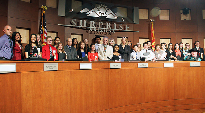 Youth CouncilCity Council