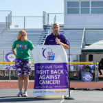 Vice Mayor Williams speaks at Relay for Life 2015