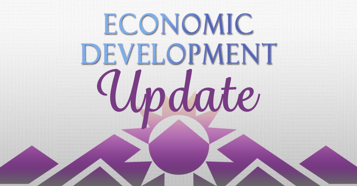 Economic Development Update – Nov. 2015