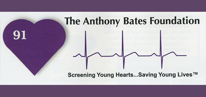 Anthony Bates Cardiac Screenings at Willow Canyon High School on October 3rd