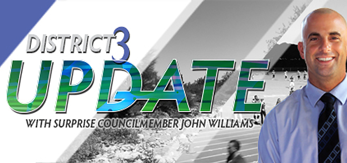 Councilmember John Williams' Quarterly Newsletter – Jan. 2016