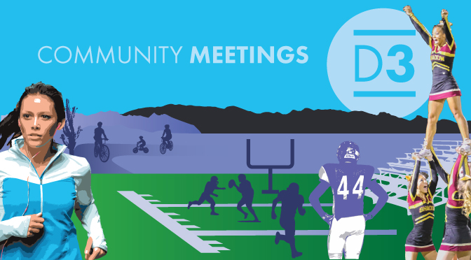 D3 Community Meeting banner