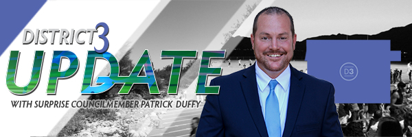 District 3 Quarterly Newsletter - Councilmember Duffy