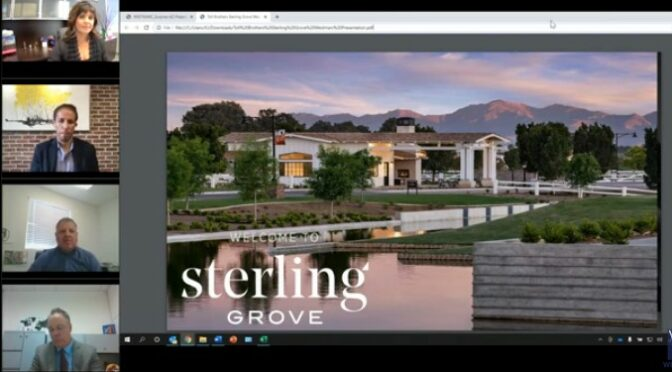 Video Highlight of Sterling Grove & The Village at Prasada